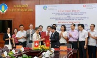 Switzerland helps Vietnam apply remote-sensing technology in rice production