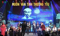 Live performance marks 50th anniversary of President Ho Chi Minh's Testament
