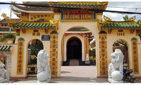 Do Cong Tuong temple complex – a national relic site