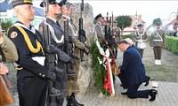 Poland marks 80th anniversary of start of World War II