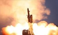 North Korea confirms successful test of 'super-large' multiple rocket launcher