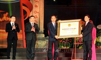 Xuong Giang victory site receives recognition as national special relic
