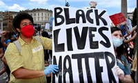 Anti-racism protests spread across Europe