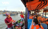 Can Tho city's project preserves Cai Rang floating market