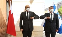 Bahrain, Israel to open embassies