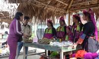 Ha Lau ethnic market restored as a tourist attraction