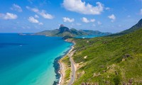 Con Dao engages in sustainable tourism