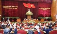 Party Central Committee meets to introduce candidates to Politburo, Secretariat
