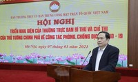 Vietnam Fatherland Front to spend 600,000 USD on New Year gifts for needy people