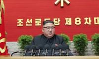 North Korean leader urges US to abandon hostile policy