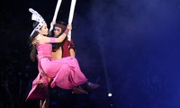 """""""The Magic Stick"""" - first-ever combination of circus and traditional music"""