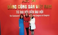 Cultural activities welcome 13th National Party Congress