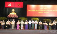 Reunion of war veterans in Ho Chi Minh city ahead of Reunification Day