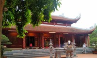 Xa Tac temple, a national relic site at Vietnam's easternmost point