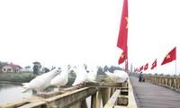 War-torn Quang Tri emerges as peace symbol