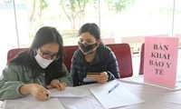 Localities asked to closely monitor arrivals from pandemic-hit areas