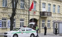 China demands Lithuania withdraw envoy in row over Taiwan (China)