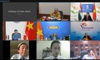 Webinar anticipates 50th anniversary of India-Vietnam diplomatic ties