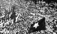 August Revolution: Strength of people's support and solidarity