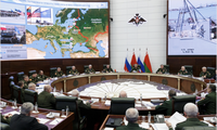 Belarus, Russia prepare joint military doctrine