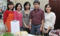 Kochwettbewerb zum internationalen Tag der Frauen in VOV5