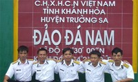 Feier zum 37. Befreiungstag der Inselgruppe Truong Sa