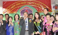Weltweite Feiern zum 122. Geburtstag des Präsidenten Ho Chi Minh im Ausland