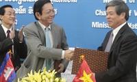 Vietnam und Kambodscha tragen Verantwortung für den Mekong-Fluss
