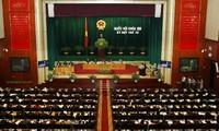 Parlament berät über Gesetz für Anwälte und Stromgesetz