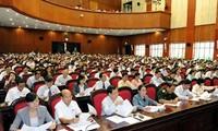 Abgeordnete diskutieren wichtige Gesetzesentwürfe