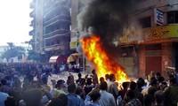 Richter in Ägypten protestieren gegen neue Dekrete des Präsidenten Mursi