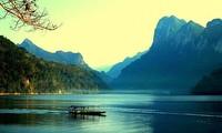 Ba Be-See in der Bergprovinz Bac Kan
