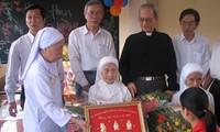 Engagement vietnamesischer Katholiken für Entwicklung des Landes