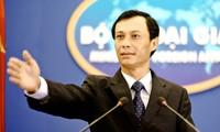 Die Landkarte Chinas verletzt die Hoheit Vietnams