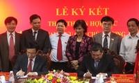 Kooperation zwischen der zentralen Wirtschaftsabteilung und dem Wirtschaftsausschuss des Parlaments
