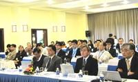 Internationales Seminar über Wasser und Gesundheit in Städten