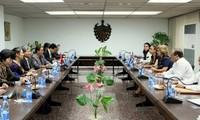Vietnam will die Kooperation mit Kuba im Justizbereich verstärken