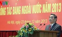 Die Arbeit der vietnamesischen Parteigruppen im Ausland verbessern