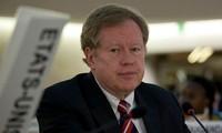 US-Sondergesandte in Nordkorea für Verhandlung über die Freilassung des US-Amerikaners Kenneth Bae