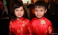Vietnamesen im Ausland feiern das Neujahrsfest Tet