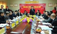 Industriezonen tragen zur Modernisierung und Industrialisierung des Landes bei