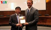 20. Jubiläum der Handelsbeziehungen zwischen Vietnam und den USA
