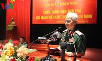 """Seminar """"Dien Bien Phu Sieg – die Stärke Vietnams in der Zeit des Präsidenten Ho Chi Minh"""""""
