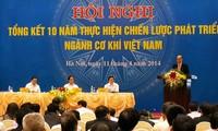 Mechanik - die grundlegende Branche bei der Industrialisierung und Modernisierung Vietnams