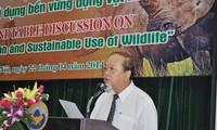 Erhaltung und nachhaltige Nutzung der Wildtiere in Vietnam