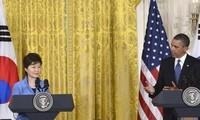 Südkorea und USA drängen Nordkorea die Provokationen zu stoppen
