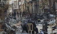 Syrien: die Rebellen ziehen sich aus dem Stadtzentrum von Homs zurück