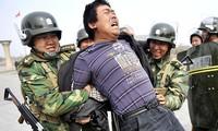 China verurteilt Terrorverdächtige in Xinjiang