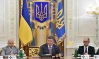 Ukrainischer Präsident ordnet einseitigen Waffenstillstand an