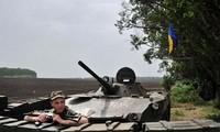 Ukraine gewinnt Kontrolle über Grenzgebiet im Osten zurück